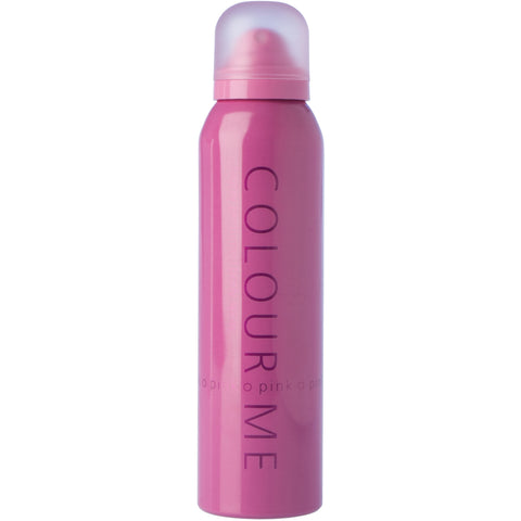 Colour Me Pink 150ml Body Spray for Women