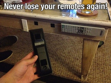 never lose remote