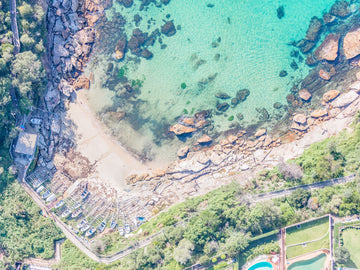 SW1276 - Gordons Bay | Shop Australian Coastal Photography Prints