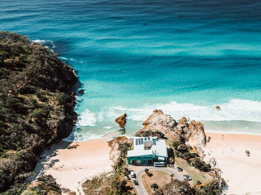 SW1494 - South Gorge Beach
