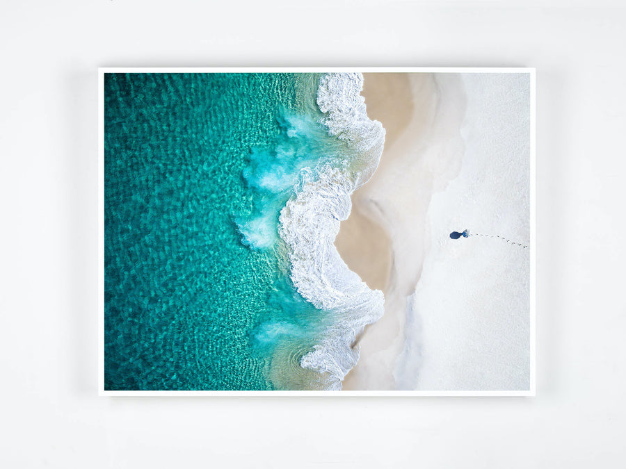 In Stock - SW0012 - XL - Albany - 160cm x 120cm / Canvas - Stretched / Portrait or Landscape