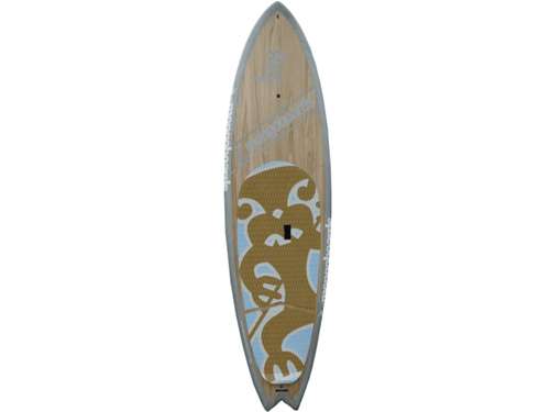 NOOSA NATURAL - Silver carbon rails