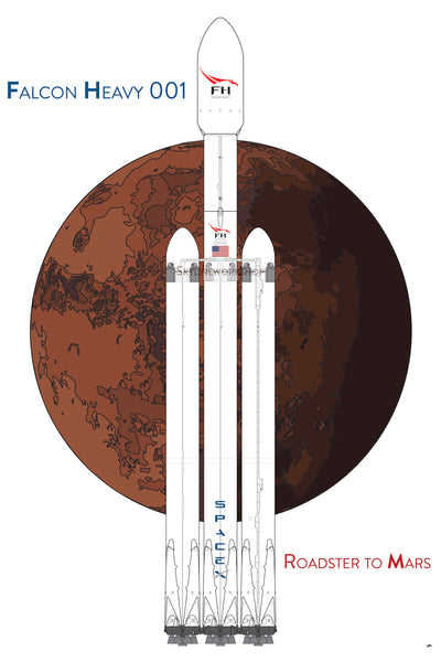 SpaceX Falcon Heavy