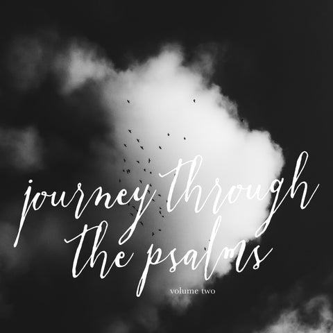 PREORDER Journey Through the Psalms Volume 2