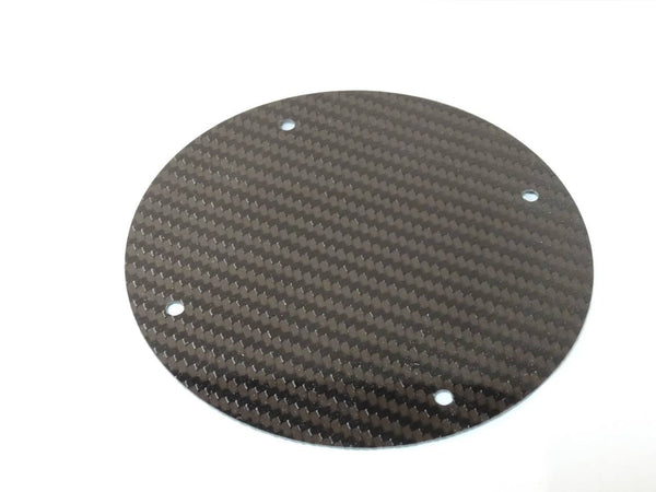 Carbon Fiber Speaker and Radio Delete Panels