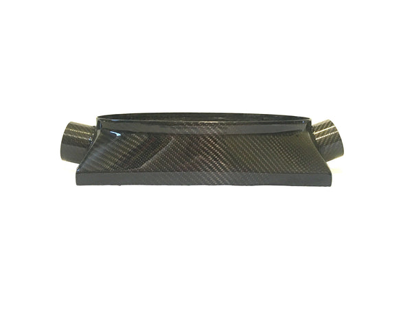 Carbon Fiber Intercooler Shroud