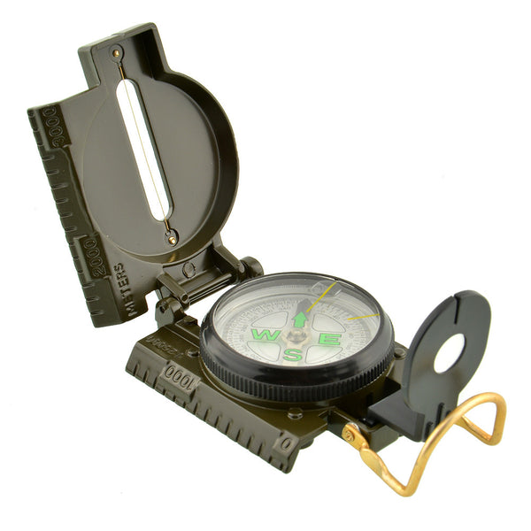 FREE Lensatic Compass (Just Pay Shipping)