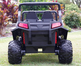 PRE ORDER NOW!! Renegade Maverick RS Red 4x4 Ride on ATV (STOCK DUE LATE NOVEMBER/EARLY DECEMBER)
