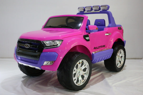 4X4 Pink Ford Ranger