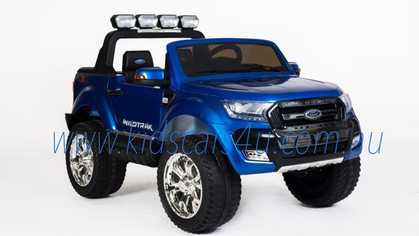 PRE ORDER New 2018 Blue Ford Ranger (Stock Due Late September)