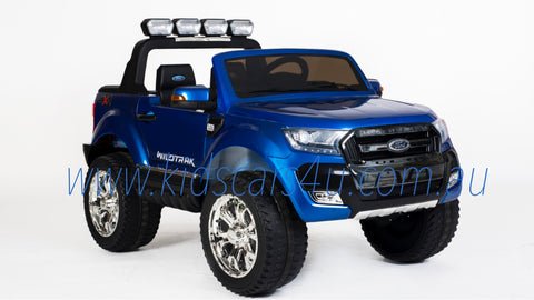IN STOCK NOW!! New 2018 Blue Ford Ranger