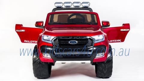 PRE ORDER New 2018 Ford Ranger (Stock Due Late September)
