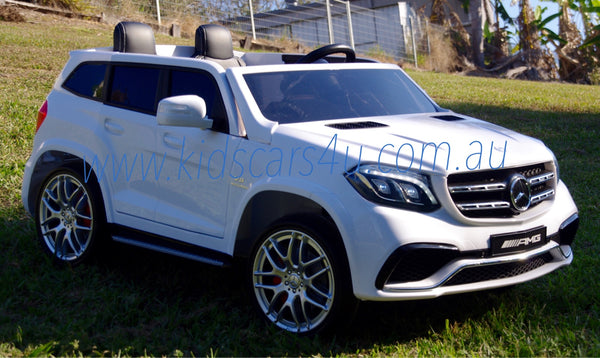 IN STOCK NOW 2 seater Mercedes Benz GLS63
