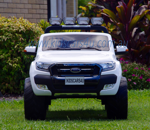 PRE ORDER NOW!! New White Ford Ranger
