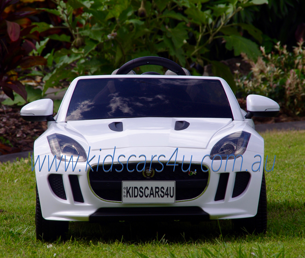 Jaguar F Series White REDUCED NOW!!! WAS $375.00