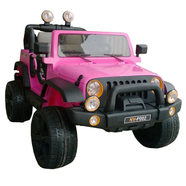 IN STOCK KIDS RIDE ON JEEP