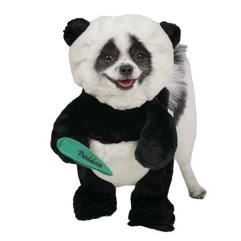 Pandaloon Panda Puppy Dog Costume AS SEEN ON SHARK TANK