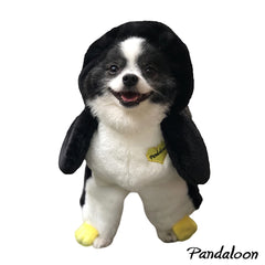 Pandaloon Penguin Costume for Pets - AS SEEN ON SHARK TANK -- Buy Now, Measure Later!