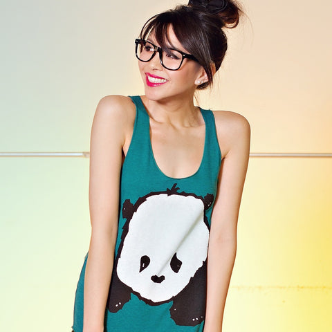 baby panda t shirt for women