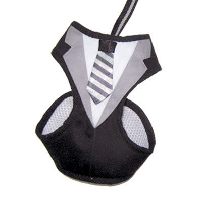 Suit, Vest and Tie Harness - Pandaloon