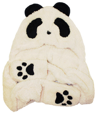 Panda Hat with Paws - Pandaloon