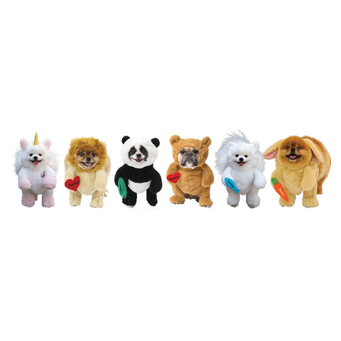 Pandaloon Walking Teddy Bear Dog and Pet Costume - AS SEEN ON SHARK TANK