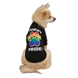 Puppy Pride T-Shirt and Collar Set - Pandaloon