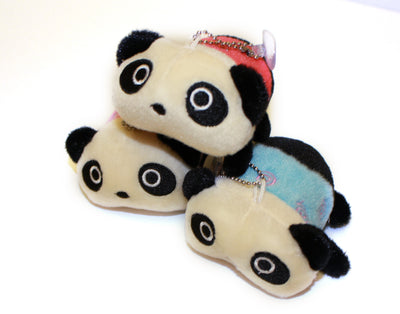 Panda Bear Keychain Backpack Plush - Pandaloon
