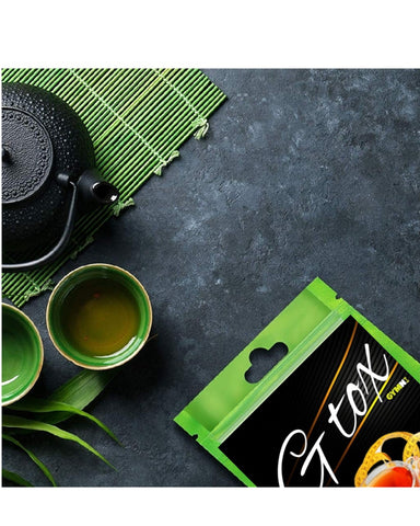 * GTox Tea | Eliminate Waste as the Waist shrinks!