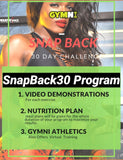 SnapBack30 (Home Workout program)