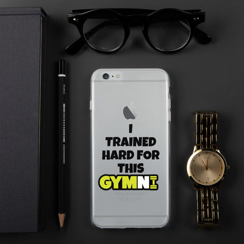 I TRAINED PHONE CASE