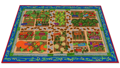 Garden of Good Health Rug