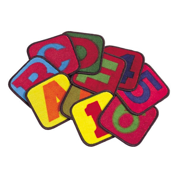 Building Blocks Carpet Squares Kit - KidCarpet.com