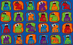 Cute Little Creatures Seating Rug