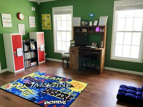 Inspiration Graffiti Kids Rug - KidCarpet.com