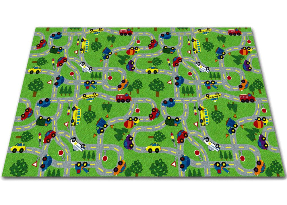 On The Go Wall to Wall Carpet - KidCarpet.com