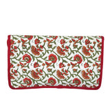 Knit Pro Assorted Needle Case - Hand Block Printed - Case Only