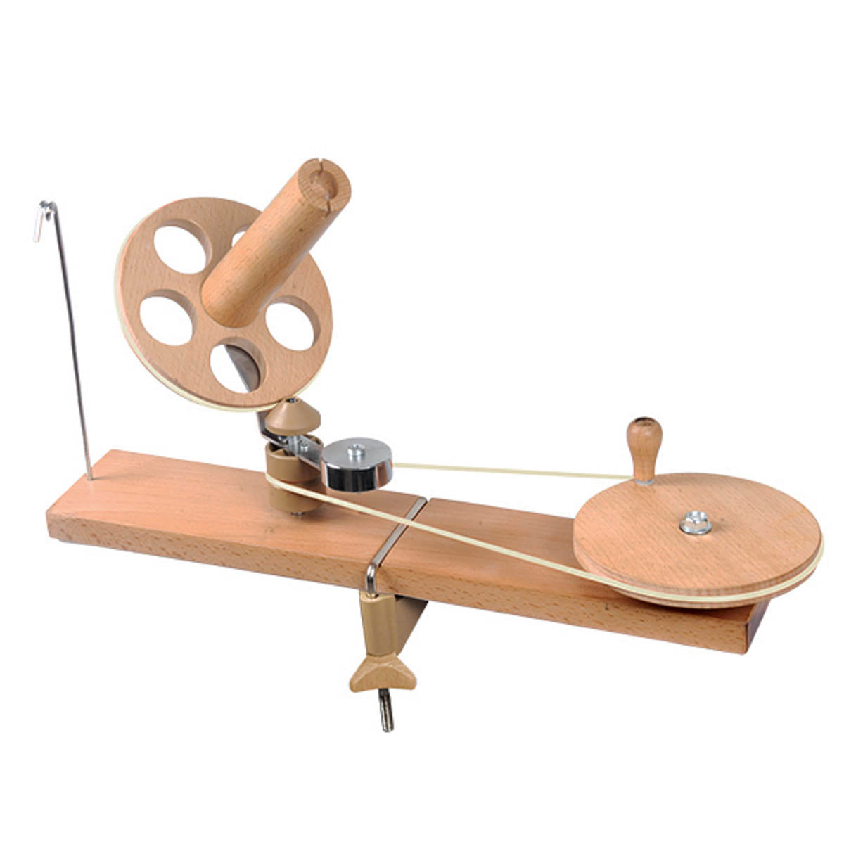 KnitPro NATURAL BIRCH WOOD - BALL WINDER