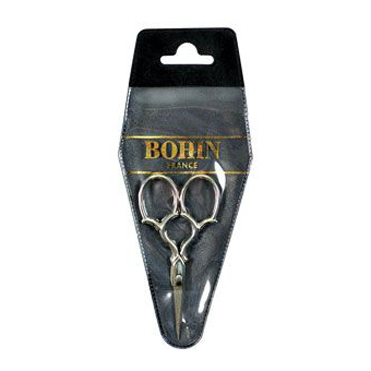 BOHIN EMBROIDERY SCISSORS With Large Handle -