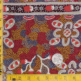 BUSH TOMATO RED by Aboriginal Artist AUDREY NAPANANGKA