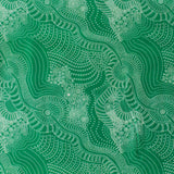 DREAMTIME RIVERBED GREEN by Aboriginal Artist Anna Pitjara