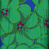 ELEPHANT FLOWERS GREEN - Spring 2016