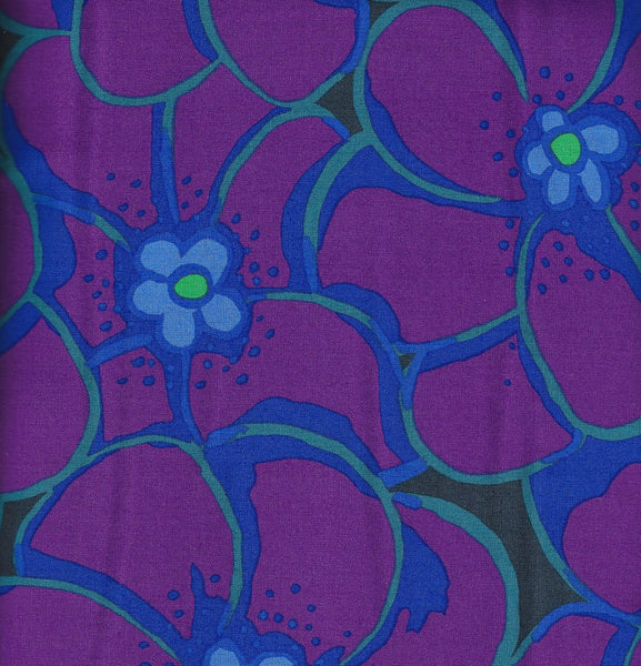ELEPHANT FLOWERS PURPLE - Spring 2016