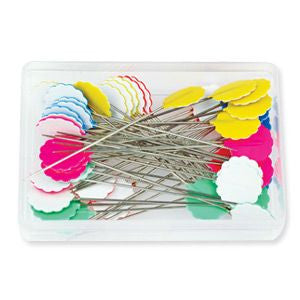 FLOWERHEAD PINS -  (50 pack) Matilda's Own