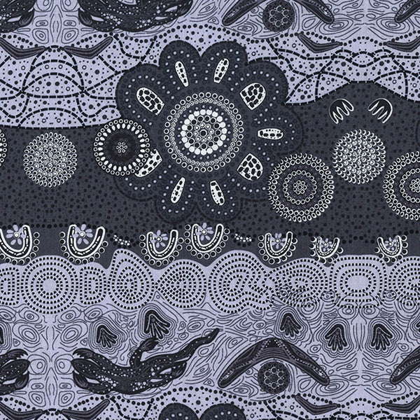 HOME COUNTRY ASH by Aboriginal Artist TAMARA MURRAY MAY
