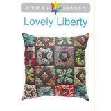 LOVELY LIBERTY-  Cushion Pattern  - by Emma Jean Jansen