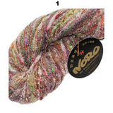 MOSSA Chunky/Bulky/10 Ply - wool//mohair/silk/Blends Skein 50g/90m CHOOSE COLOUR