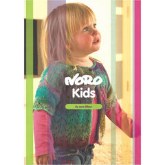 NORO KIDS - 10 knitting designs for children aged 1 - 10 years - by Jane Ellison