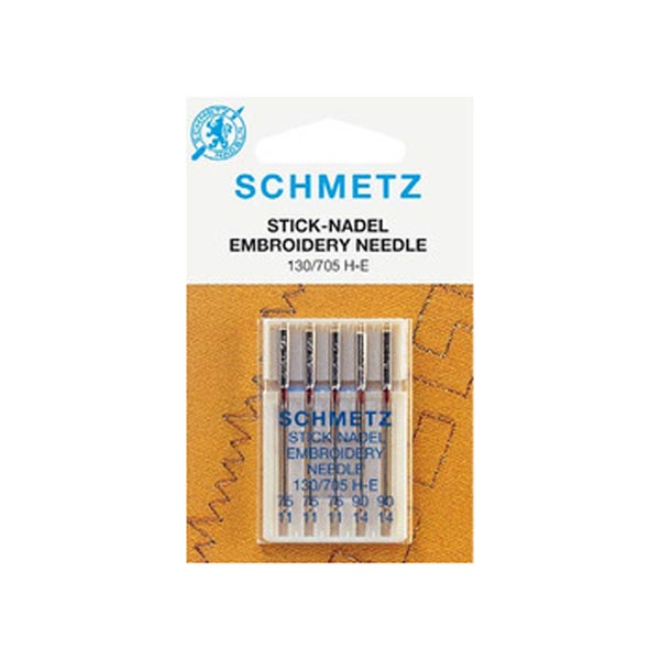 EMBROIDERY - MACHINE NEEDLE by SCHMETZ