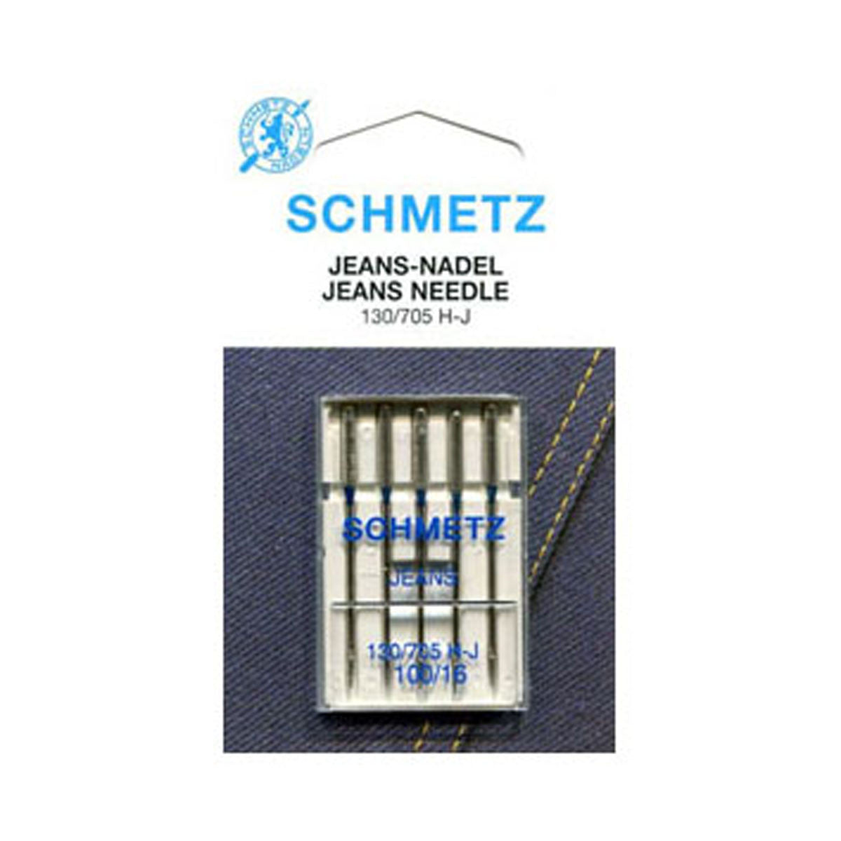 JEANS - MACHINE NEEDLE by SCHMETZ